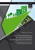 Der Stakeholderdialog in der unternehmerischen Nachhaltigkeitskommunikation: Empirische Befunde im deutschen und italienischen Bankensektor (eBook, PDF)