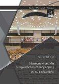Harmonisierung der europäischen Rechnungslegung: Die EU-Bilanzrichtlinie (eBook, PDF)