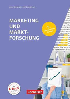 Marketingkompetenz. Marketing und Marktforschung - Schnettler, Josef; Wendt, Gero
