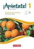 ¡Apúntate! - Nueva edición - Band 1 - Differenzierende Ausgabe - Cuaderno de ejercicios mit eingelegtem Förderheft und Audios online