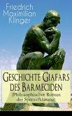 Geschichte Giafars des Barmeciden (Philosophischer Roman der Spätaufklärung) (eBook, ePUB)