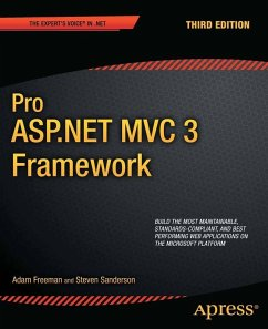 Pro ASP.NET MVC 3 Framework (eBook, PDF) - Freeman, Adam; Sanderson, Steven