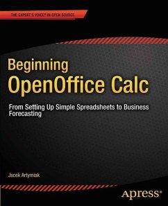 Beginning OpenOffice Calc (eBook, PDF) - Artymiak, Jacek