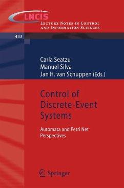 Control of Discrete-Event Systems (eBook, PDF)