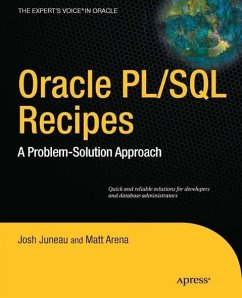 Oracle and PL/SQL Recipes (eBook, PDF) - Juneau, Josh; Arena, Matt