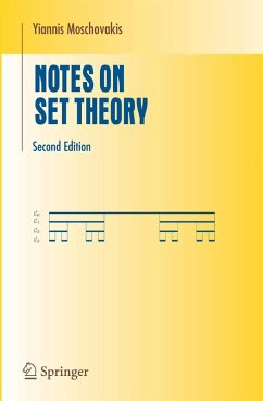 Notes on Set Theory (eBook, PDF) - Moschovakis, Yiannis