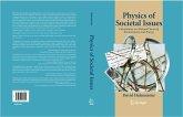Physics of Societal Issues (eBook, PDF)