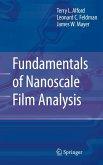 Fundamentals of Nanoscale Film Analysis (eBook, PDF)