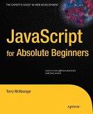 JavaScript for Absolute Beginners (eBook, PDF)
