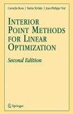 Interior Point Methods for Linear Optimization (eBook, PDF)