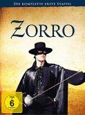 Zorro - Der schwarze Rächer - Staffel 1