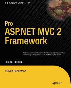 Pro ASP.NET MVC 2 Framework (eBook, PDF) - Sanderson, Steven