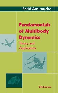 Fundamentals of Multibody Dynamics (eBook, PDF) - Amirouche, Farid