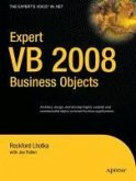 Expert VB 2008 Business Objects (eBook, PDF)