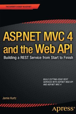 ASP.NET MVC 4 and the Web API (eBook, PDF) - Kurtz, Jamie