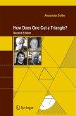 How Does One Cut a Triangle? (eBook, PDF)