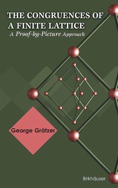 The Congruences of a Finite Lattice (eBook, PDF) - Grätzer, George