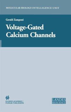 Voltage-Gated Calcium Channels (eBook, PDF) - Zamponi, Gerald W.