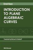Introduction to Plane Algebraic Curves (eBook, PDF)