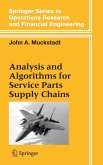 Analysis and Algorithms for Service Parts Supply Chains (eBook, PDF)