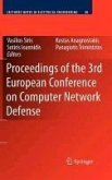 Proceedings of the 3rd European Conference on Computer Network Defense (eBook, PDF)