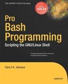 Pro Bash Programming (eBook, PDF)