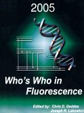 Who's Who in Fluorescence 2005 (eBook, PDF)