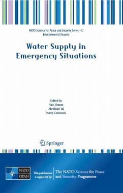 Water Supply in Emergency Situations (eBook, PDF)