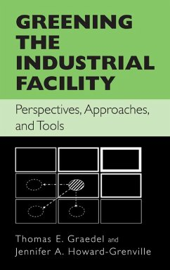 Greening the Industrial Facility (eBook, PDF) - Graedel, Thomas; Howard-Grenville, Jennifer
