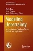 Modeling Uncertainty (eBook, PDF)