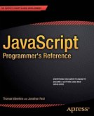 JavaScript Programmer's Reference (eBook, PDF)