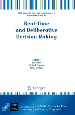 Real-Time and Deliberative Decision Making (eBook, PDF)