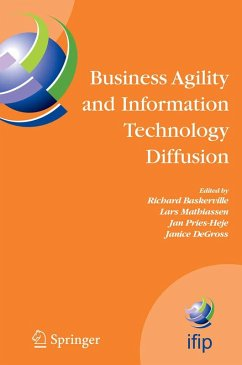 Business Agility and Information Technology Diffusion (eBook, PDF)