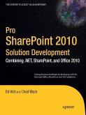 Pro SharePoint 2010 Solution Development (eBook, PDF)