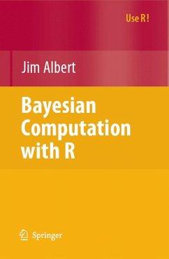 Bayesian Computation with R (eBook, PDF) - Albert, Jim