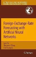Foreign-Exchange-Rate Forecasting with Artificial Neural Networks (eBook, PDF) - Yu, Lean; Wang, Shouyang; Lai, Kin Keung