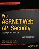 Pro ASP.NET Web API Security (eBook, PDF)