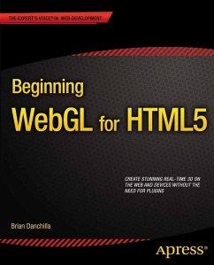 Beginning WebGL for HTML5 (eBook, PDF) - Danchilla, Brian