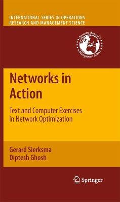 Networks in Action (eBook, PDF) - Sierksma, Gerard; Ghosh, Diptesh