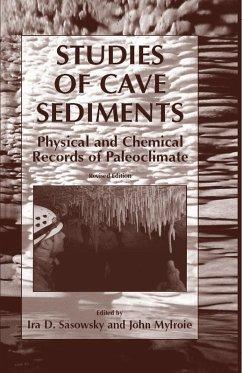 Studies of Cave Sediments (eBook, PDF)
