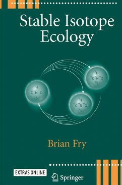 Stable Isotope Ecology (eBook, PDF) - Fry, Brian