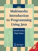 Multimedia Introduction to Programming Using Java (eBook, PDF)