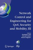 Network Control and Engineering for QOS, Security and Mobility, III (eBook, PDF)