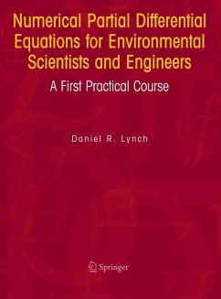 Numerical Partial Differential Equations for Environmental Scientists and Engineers (eBook, PDF) - Lynch, Daniel R.