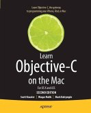 Learn Objective-C on the Mac (eBook, PDF)