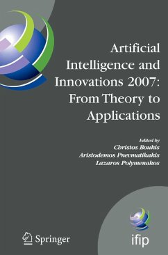 Artificial Intelligence and Innovations 2007: From Theory to Applications (eBook, PDF)