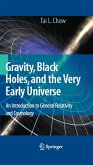 Gravity, Black Holes, and the Very Early Universe (eBook, PDF)