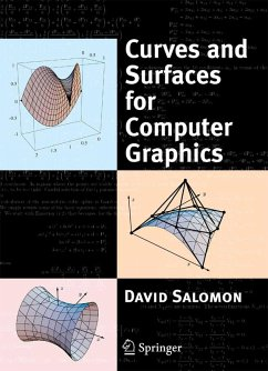 Curves and Surfaces for Computer Graphics (eBook, PDF) - Salomon, David