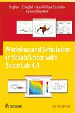 Modeling and Simulation in Scilab/Scicos with ScicosLab 4.4 (eBook, PDF)