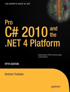 Pro C# 2010 and the .NET 4 Platform (eBook, PDF) - Troelsen, Andrew
